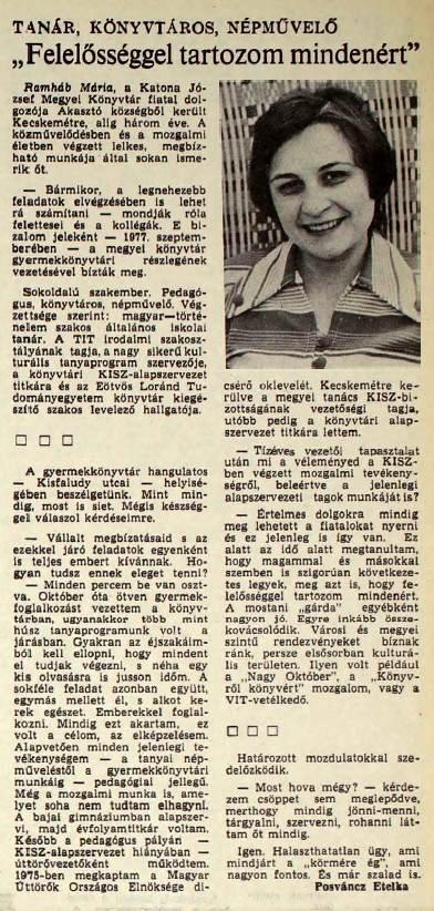 Petőfi Népe, 1978. június 6.