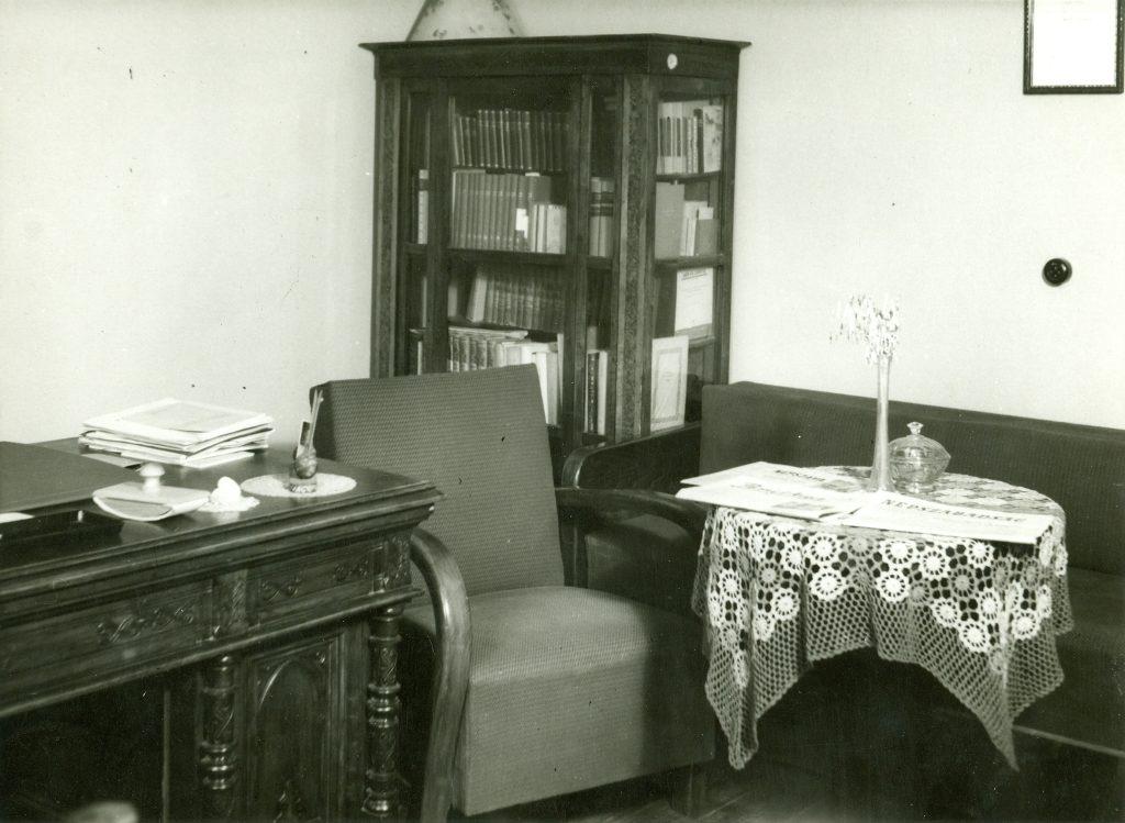 Igazgatói iroda