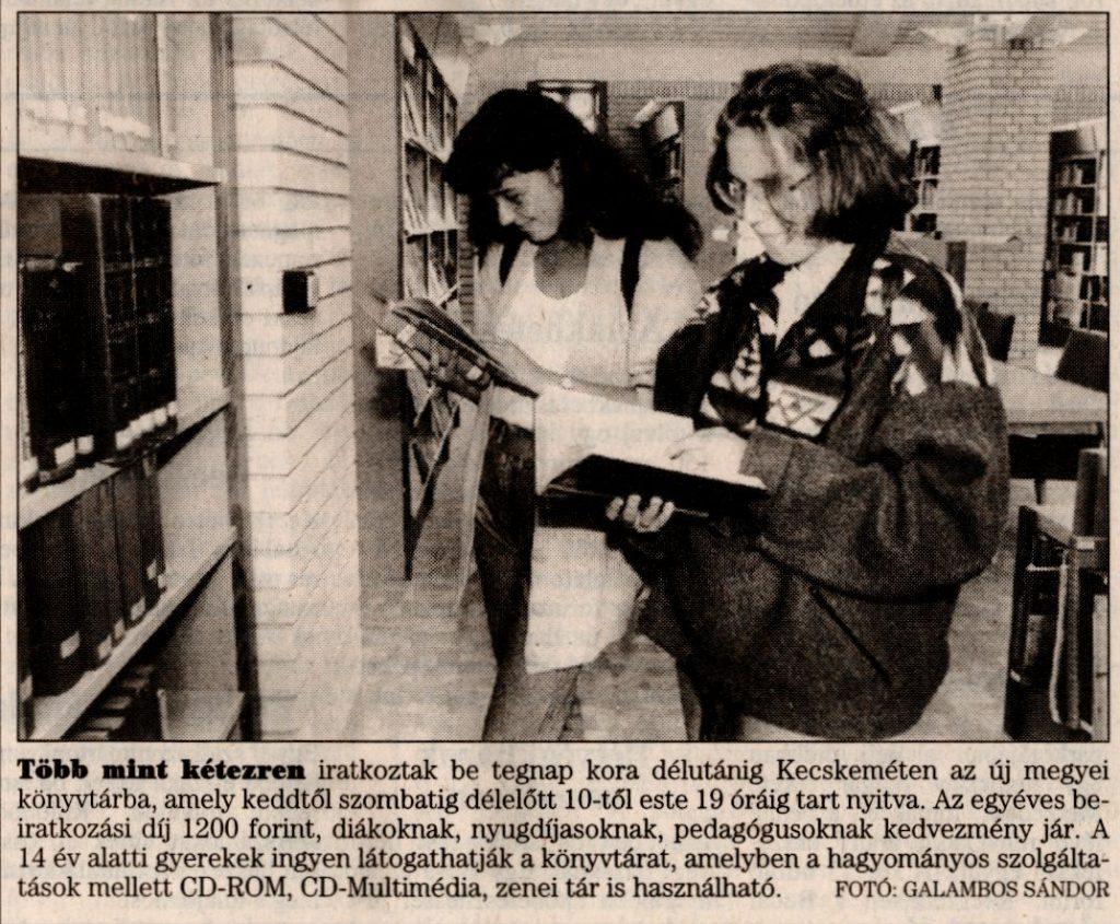Petőfi Népe, 1996. szeptember 4.