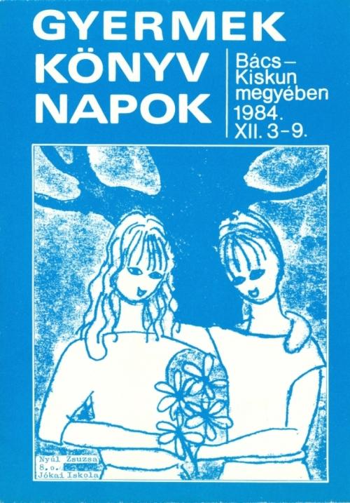 Gyermekkönyv napok 1984.