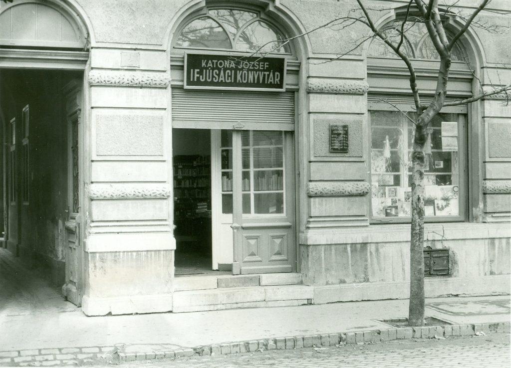 Katona József Ifjúsági Könyvtár