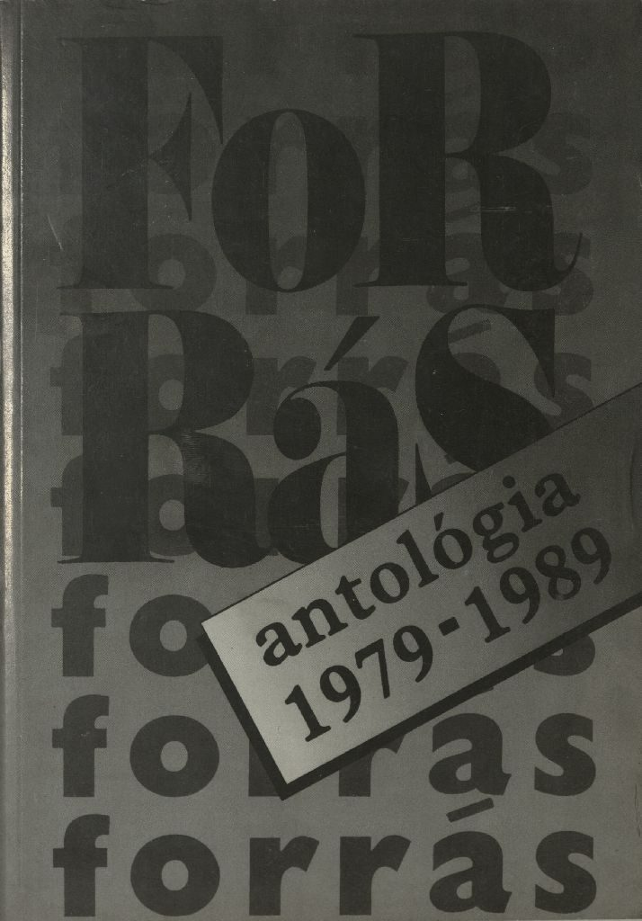 Forrás antológia, 1979-1989