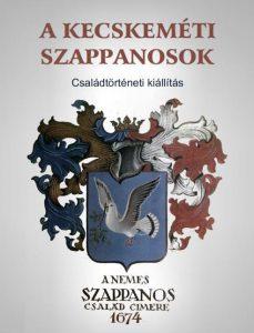 Kecskeméti Szappanosok - családtörténeti kiállítás plakát