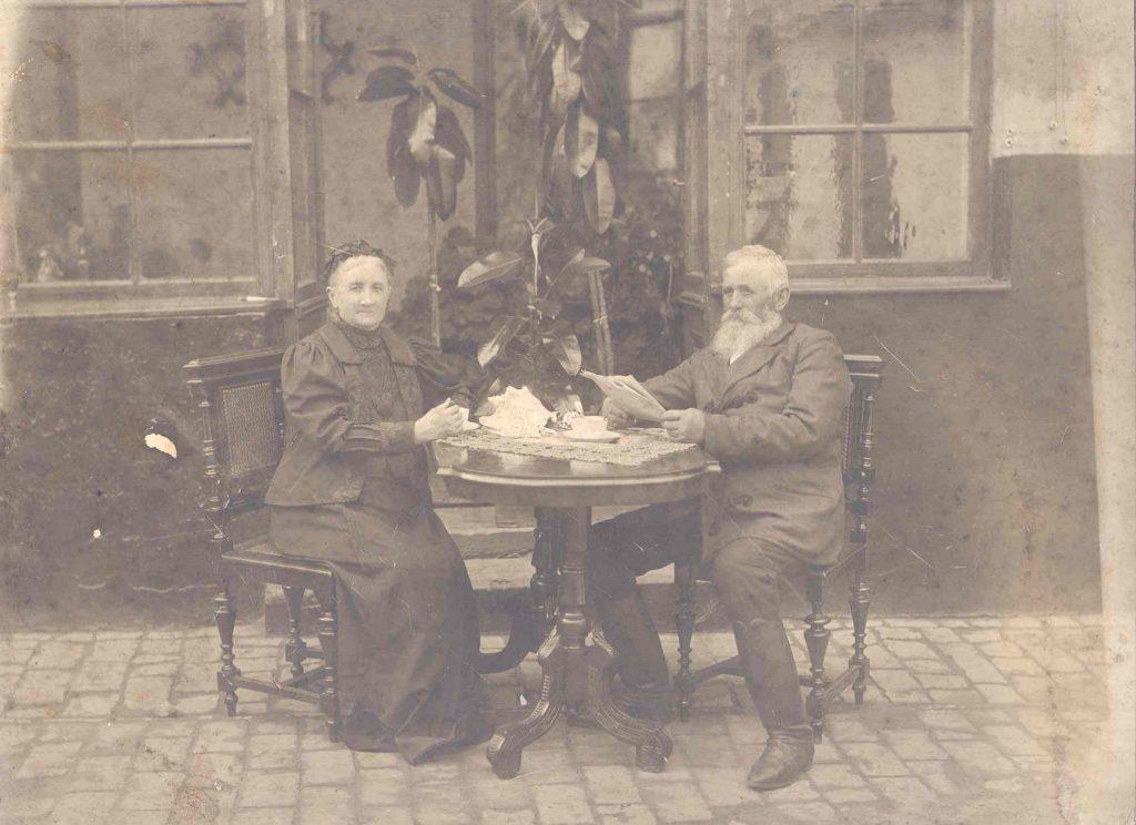 Szappanos János és Szél Erzsébet