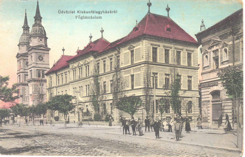 Kiskunfélegyháza, Főgimnázium