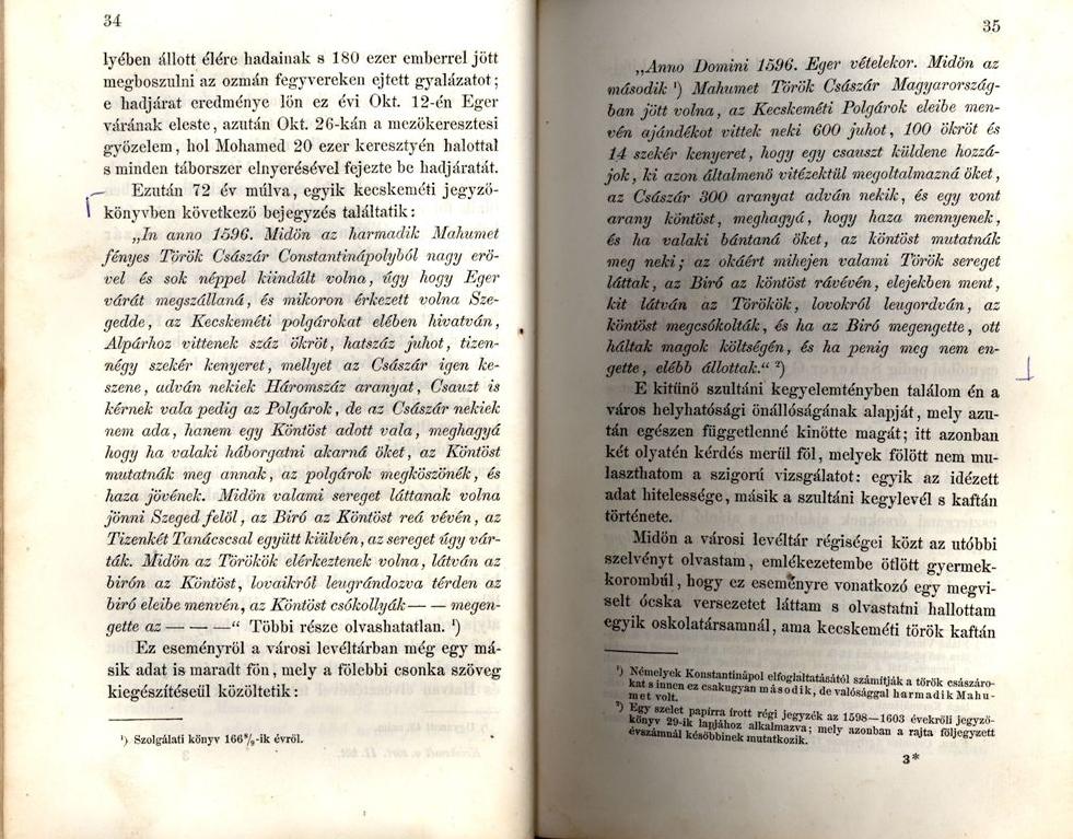 Kecskemét város története oklevéltárral