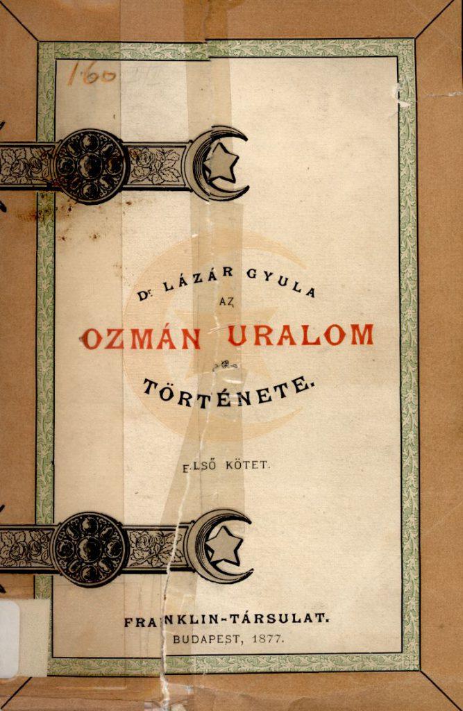Az ozmán uralom története