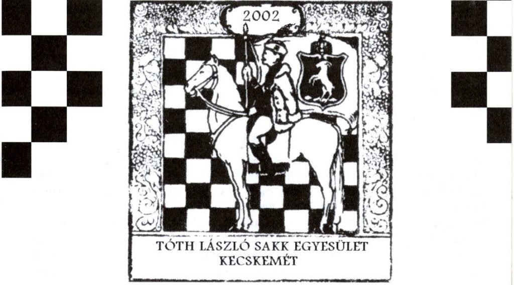A Tóth László Sakk Egyesület emblémája