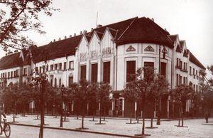 Kecskeméti Casino későbbi épülete