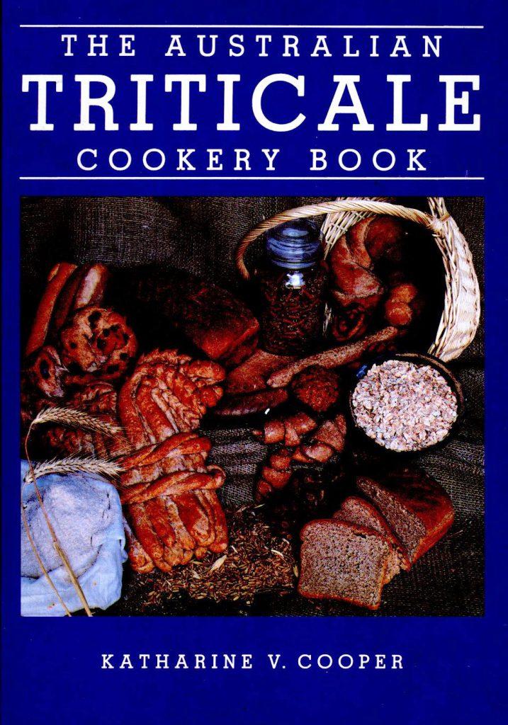 Ausztrál Triticale-szakácskönyv