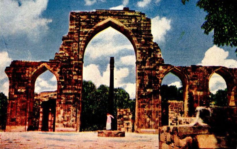 Képeslap Indiából