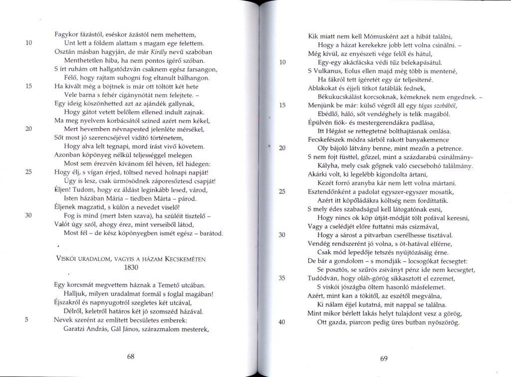 A Viskói uradalom című mű nyomtatott változata