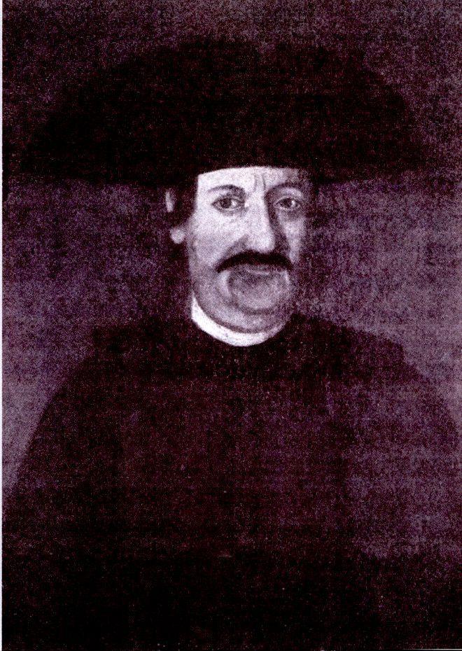 Mátyási János izsáki református lelkész