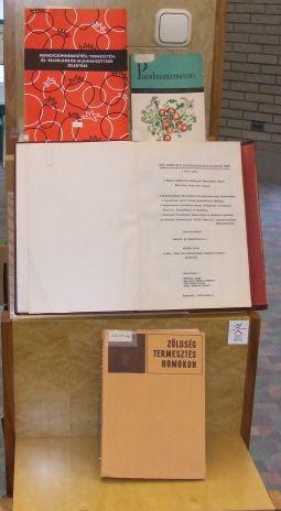 Mészöly Gyula kiállítás részlete