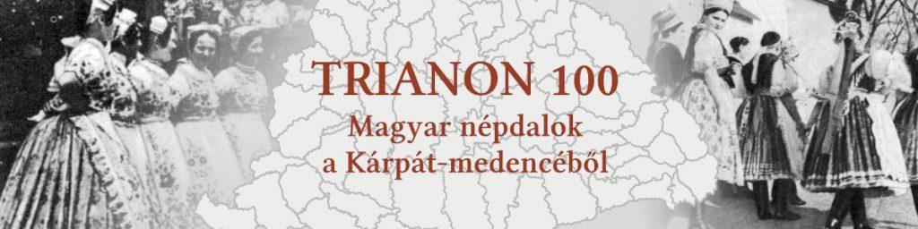 Trianon 100 - Magyar népdalok