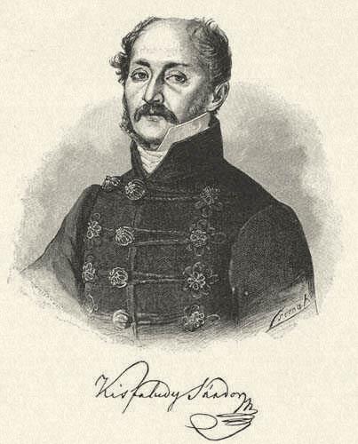 Kisfaludy Sándor (1772-1844) költő