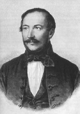 Vörösmarty Mihály (1800-1855) költő, drámaíró