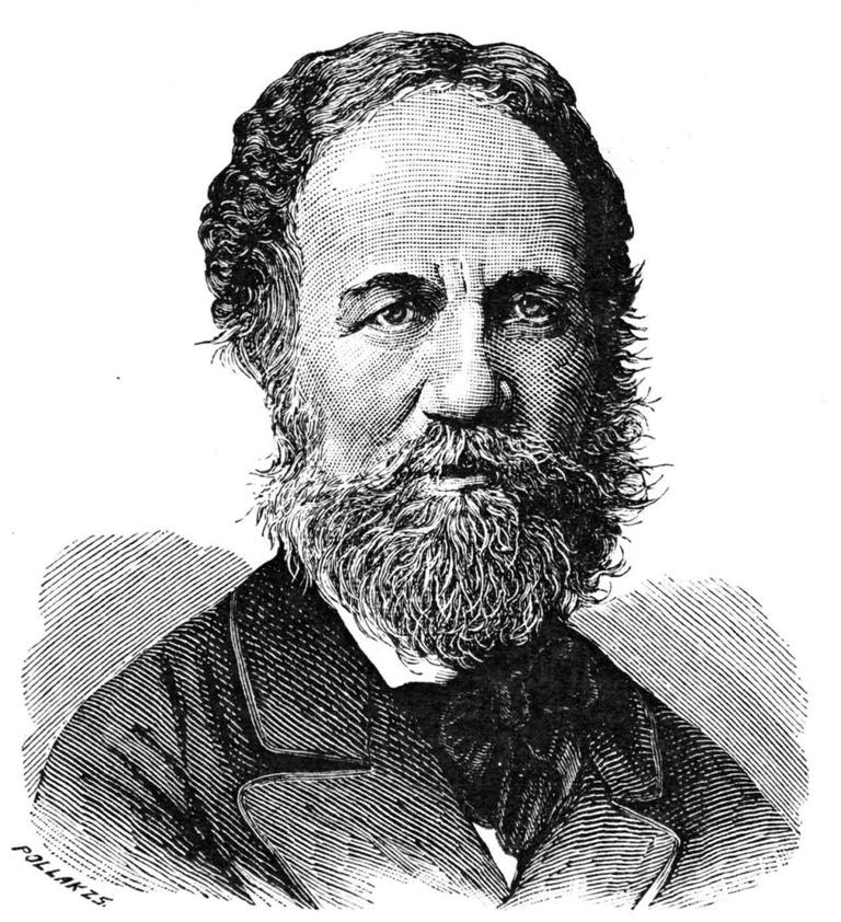 Jókai Mór (1825-1904) író