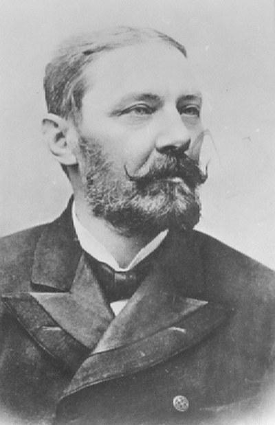 Daday Jenő (1855-1920) zoológus