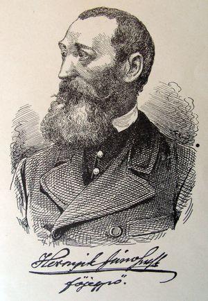 Hornyik János (1812-1885) történetíró
