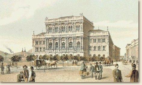 Magyar Tudományos Akadémia épülete
