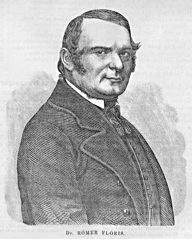 Rómer Flóris (1815-1889) régész, művészettörténész, bencés szerzetes