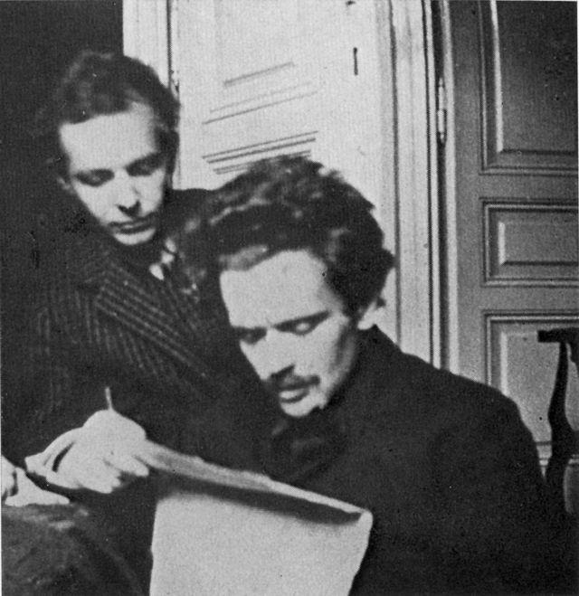 Bartók Béla (1881-1945) és Kodály Zoltán (1882-1967) zeneszerző, zenetudós